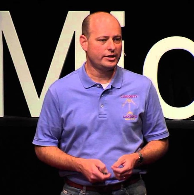 E01 Jordan Evans, Deputy Director for Engineering and Science at NASAJPL