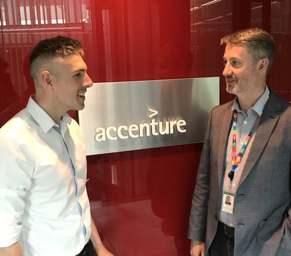 E09 Stephen Redmond, Senior Manager Big Data and AI lead with Accenture