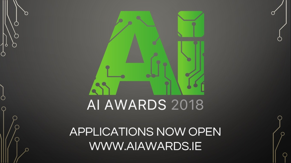 AI Awards Applications Now Open!