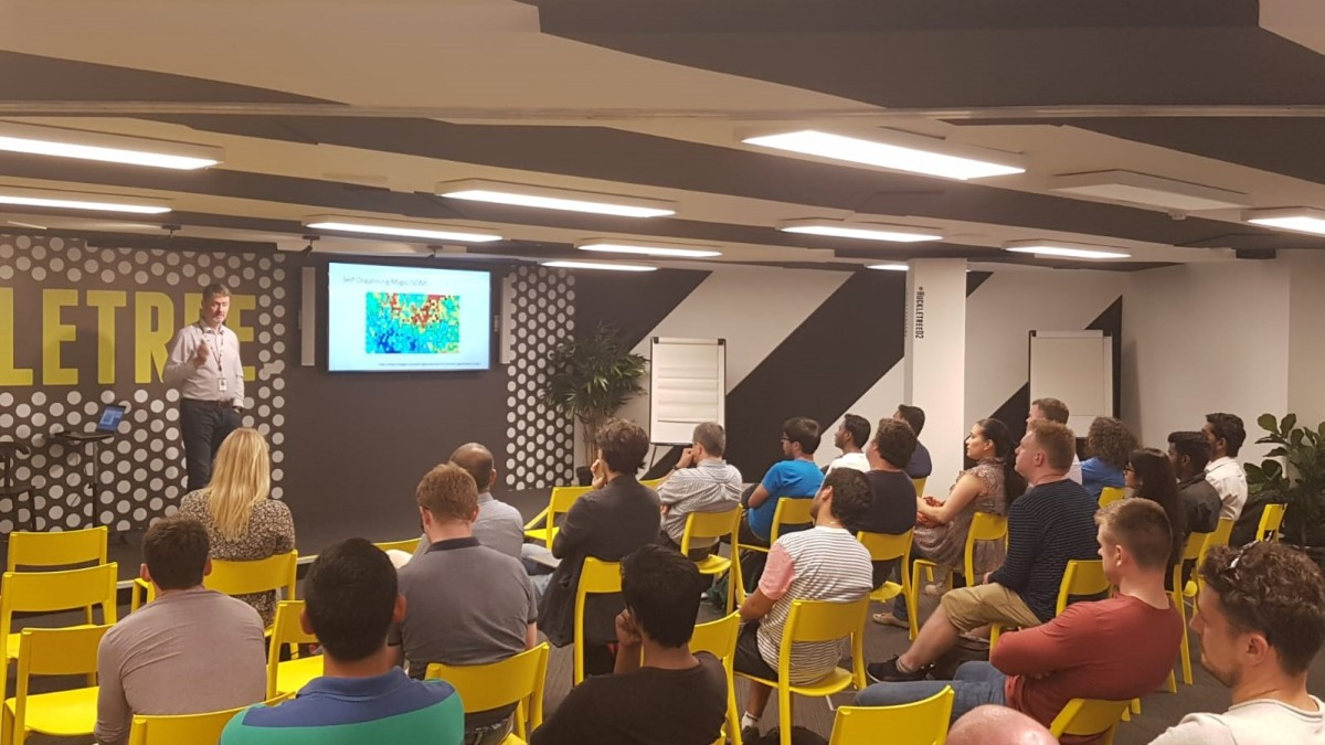 Data Science Ireland July MeetupReview