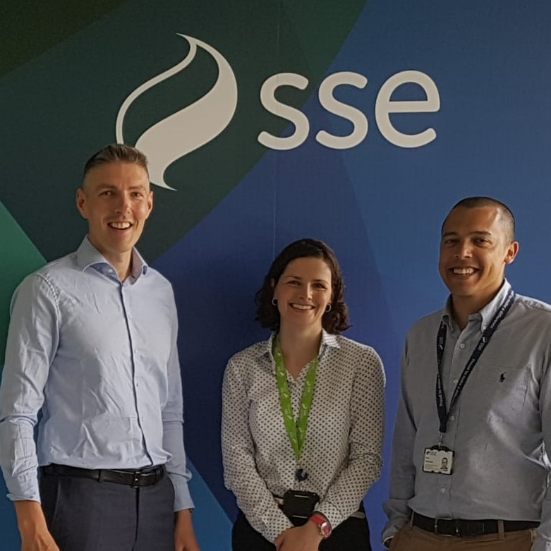 E27 David Noronha, Strategy Programme Manager & Noelle Doody, Head of Data Analytics at SSE Airtricity