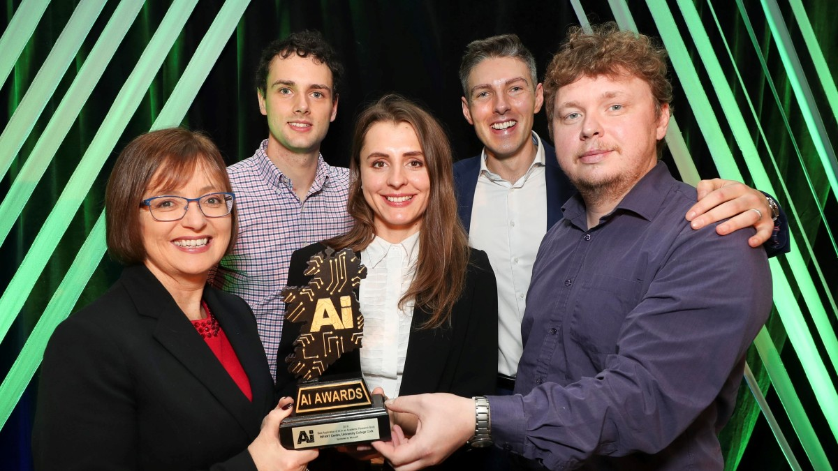 AI Awards 2018: Six winners revealed at Sold-out Ceremony in Dublin