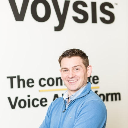 E43 John Fitzpatrick, VP of Product and Engineering at Voysis