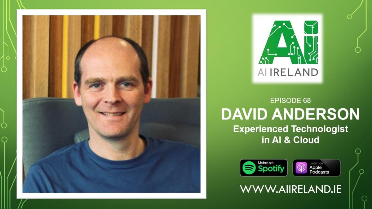 E68 David Anderson, Technical Fellow atBazaarvoice